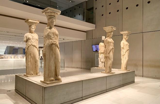 Griekenland meeste archeologische musea ter wereld