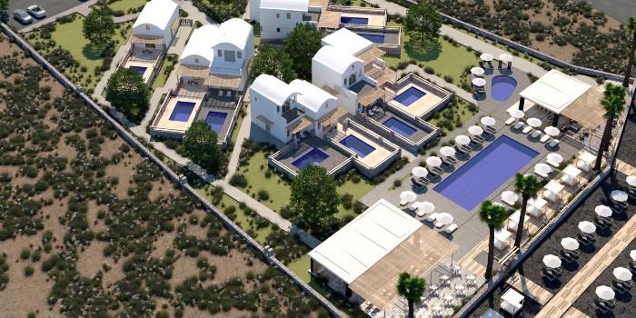 Hilton Sea Breeze Resort Santorini