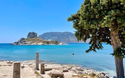 Populairste eilanden van Griekenland Kos
