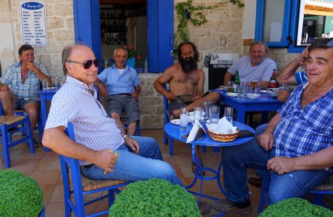 Griekenland vakantie: gastvrijheid en lekker eten