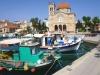 Aegina-vakantie-stad-haven-kerk-600