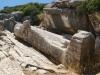 Naxos-vakantie-kouros-Apollonas-600