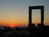 Naxos-vakantie-portara-zonsondergang-600